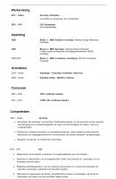 CV Voorbeeld nodig?   4 gratis downloads   Solliciteer.net
