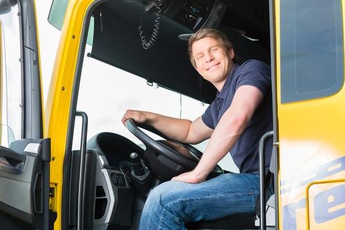 cv voorbeeld vrachtwagenchauffeur