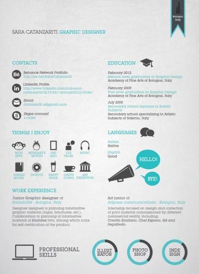 Orgineel en Creatief CV maken en schrijven   10 Tips