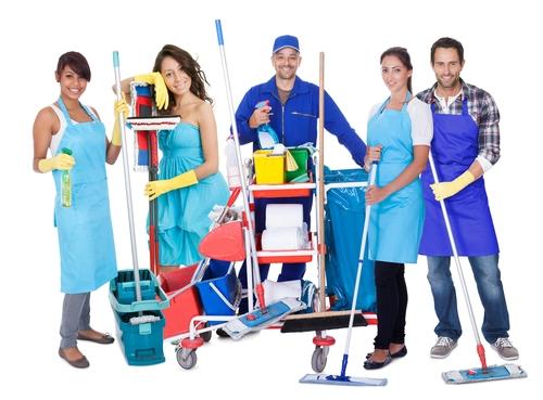 op zoek naar een cv voorbeeld schoonmaakster