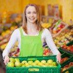Vulploegmedewerker supermarkt