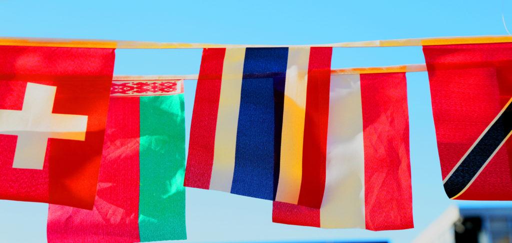 Internationale vlaggen