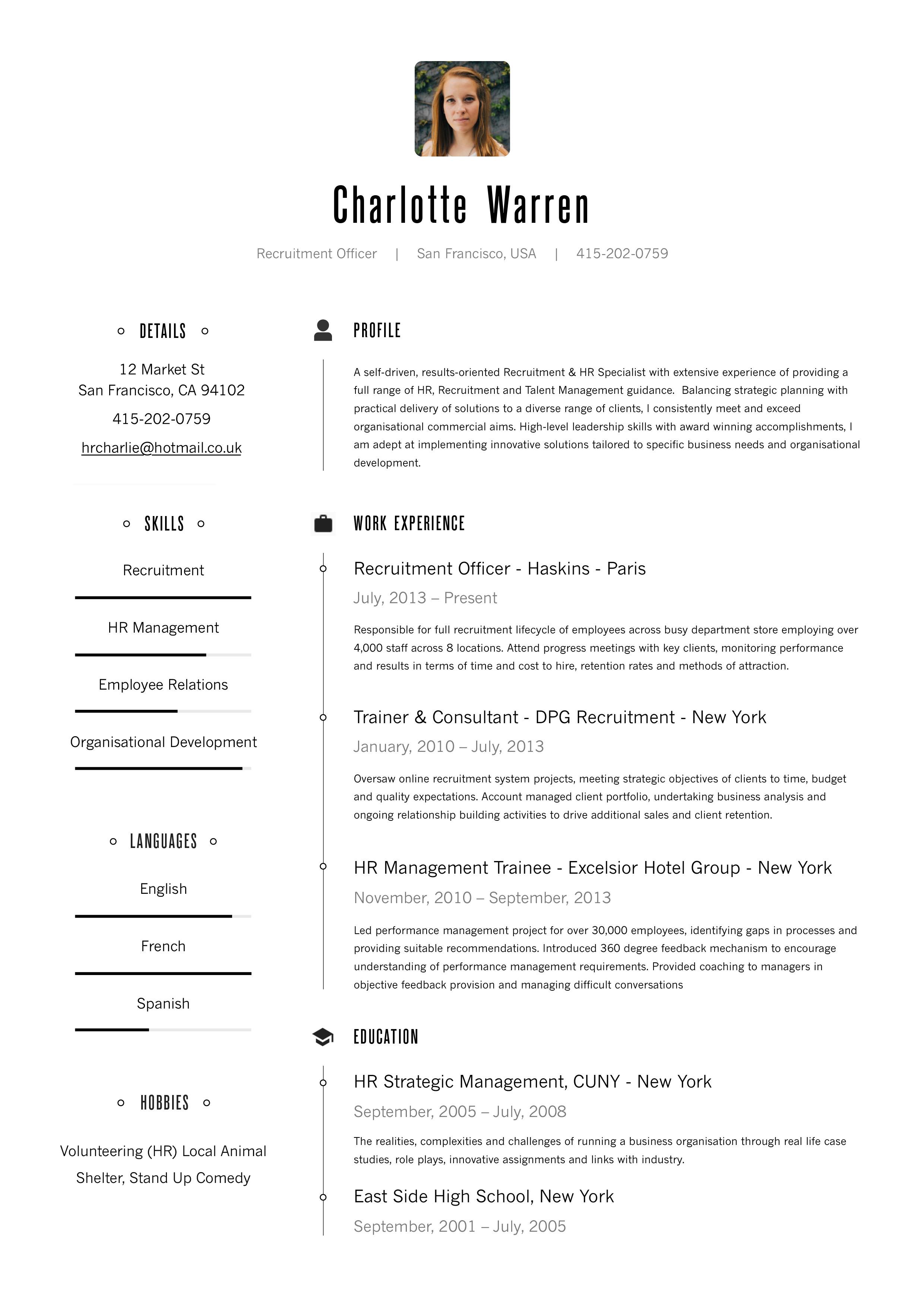 Cv In Engels Maken | hetmakershuis