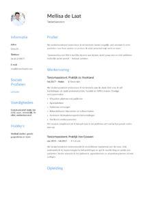 Tandartsassistente CV Voorbeeld (8)