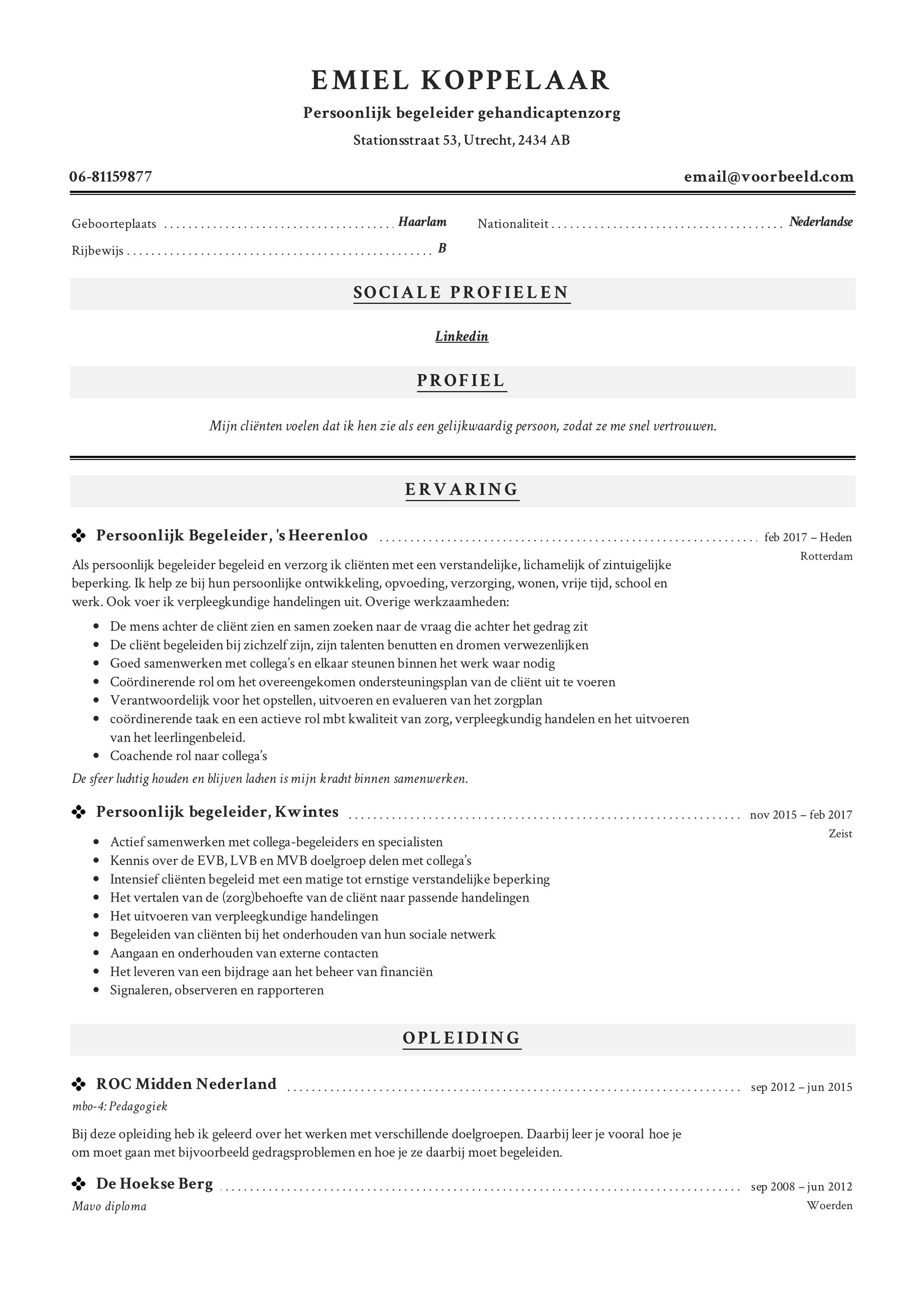 Emiel_Koppelaar_-_CV_-_Persoonlijk_begeleider_gehandicaptenzorg (3)
