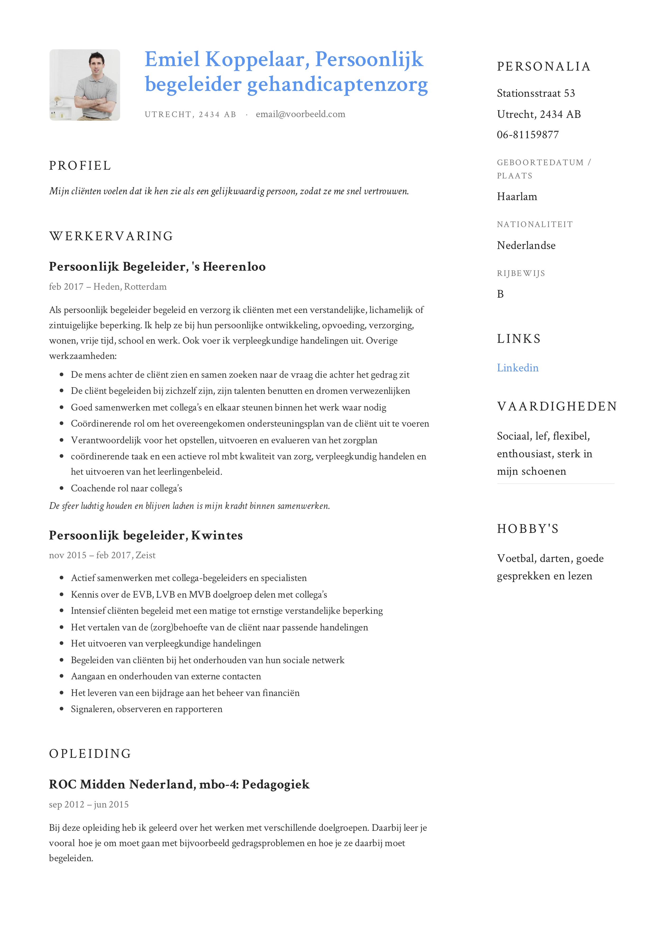 Emiel_Koppelaar_-_CV_-_Persoonlijk_begeleider_gehandicaptenzorg (5)