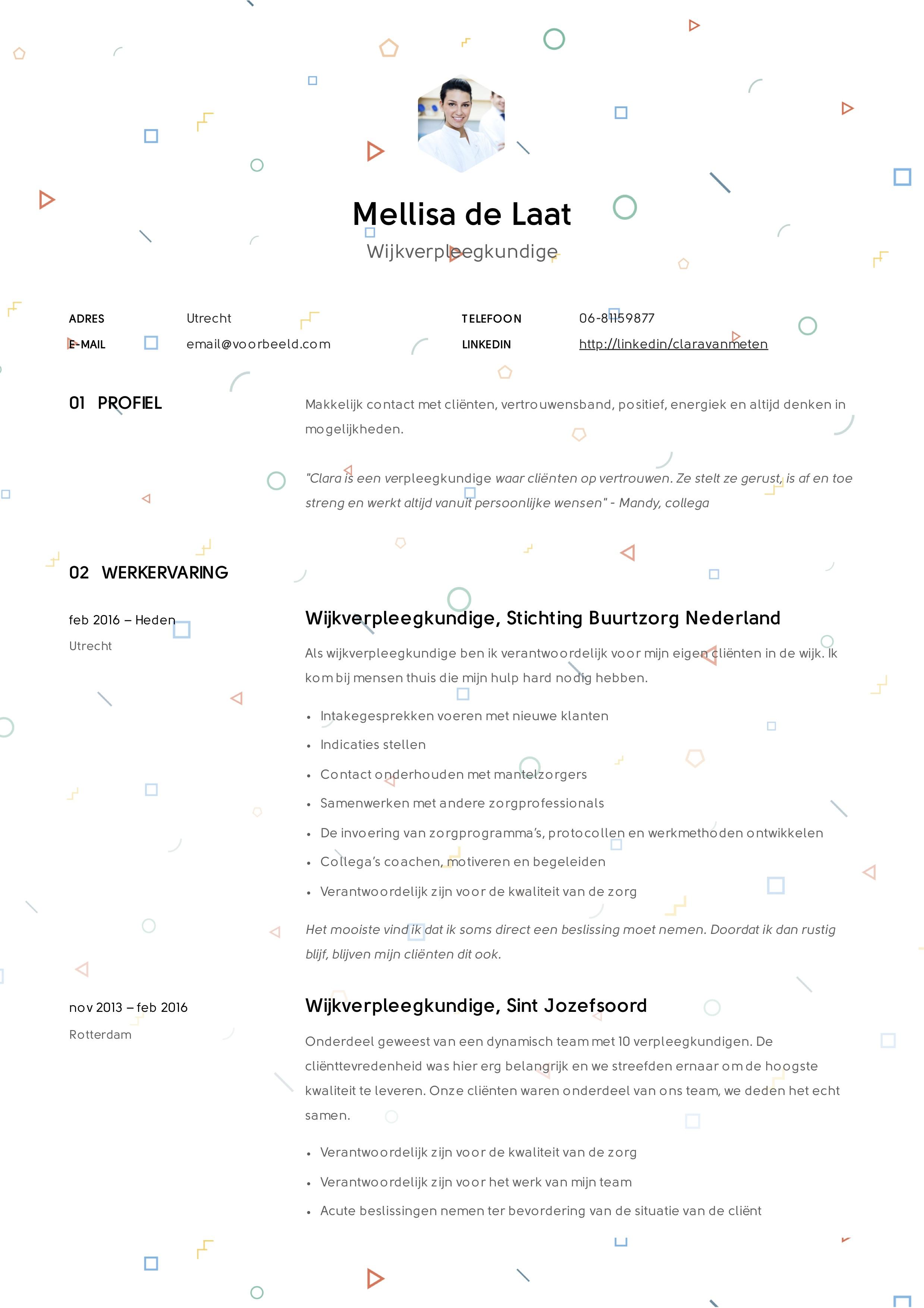 Mellisa_de_Laat_-_CV_-_Wijkverpleegkundige (7)