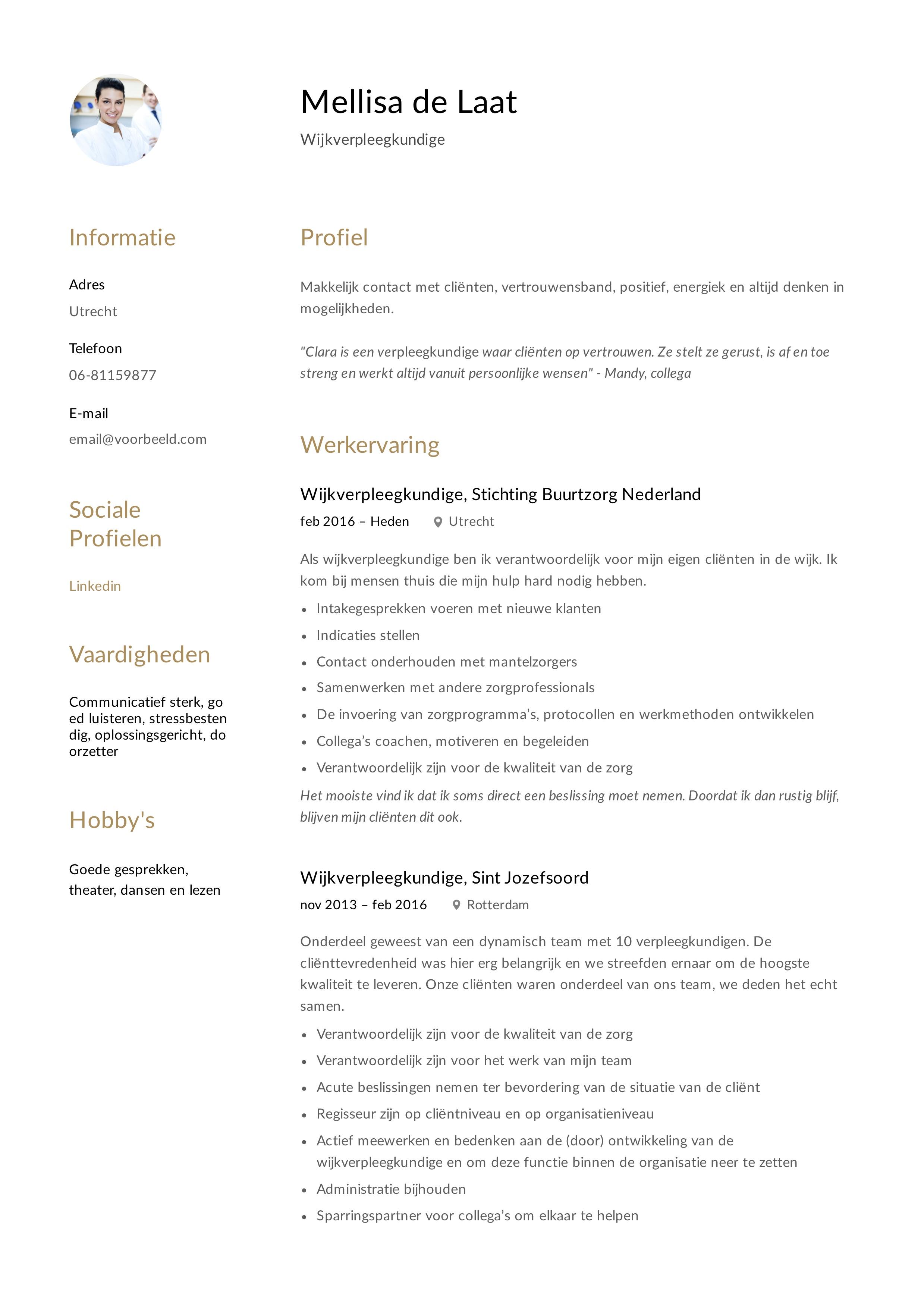 Mellisa_de_Laat_-_CV_-_Wijkverpleegkundige (8)